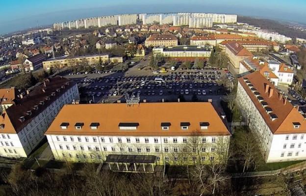 Campus PWSZ przy ul. Chopina w Gorzowie