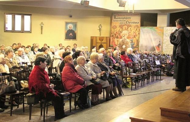 Spotkanie ze świadkami Kościoła Misyjnego
