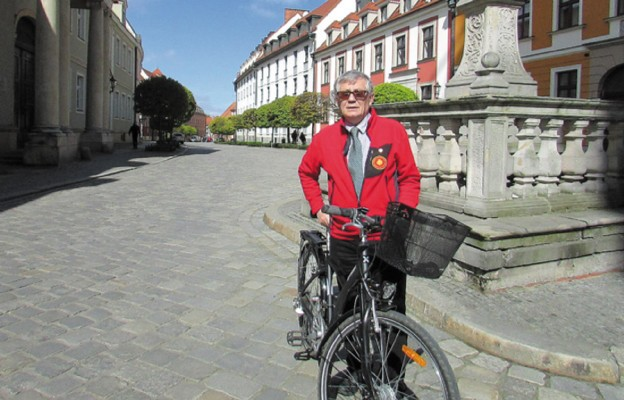 Rowerem do Santiago de Compostela
