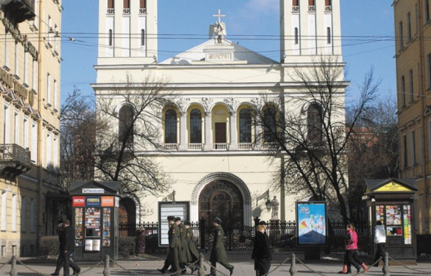 Kościół polski w Petersburgu
