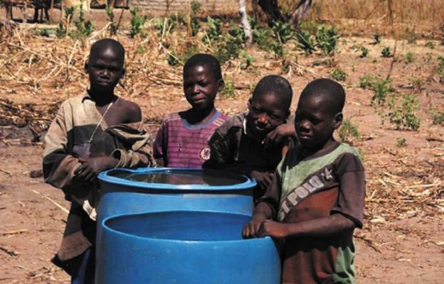 Mieszkańcy Czadu potrzebują wody