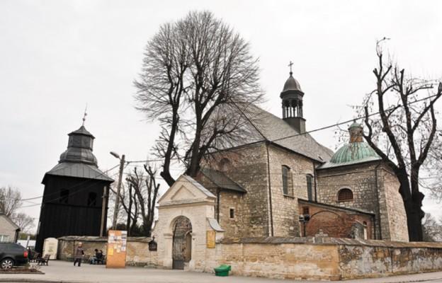 Wojciechowy kościół w Książu Wielkim