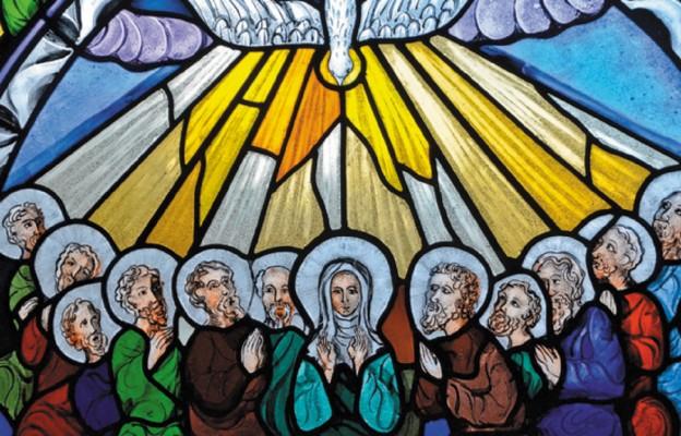Jesteśmy napełnieni Duchem Świętym