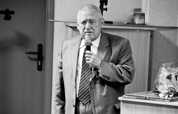 Pożegnanie prof. Stanisława Liszewskiego