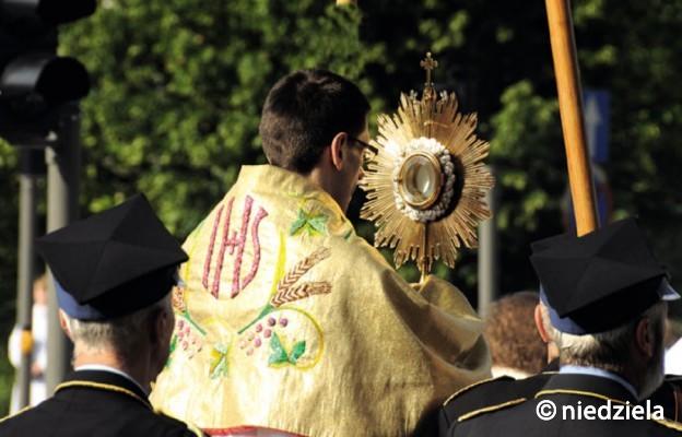 Eucharystia przedsionek nieba