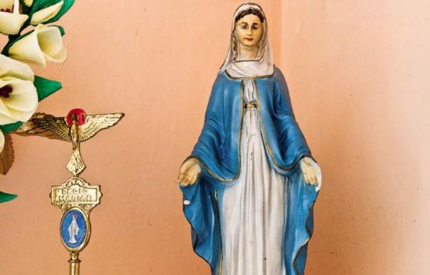 Wszystko postawili na Maryję