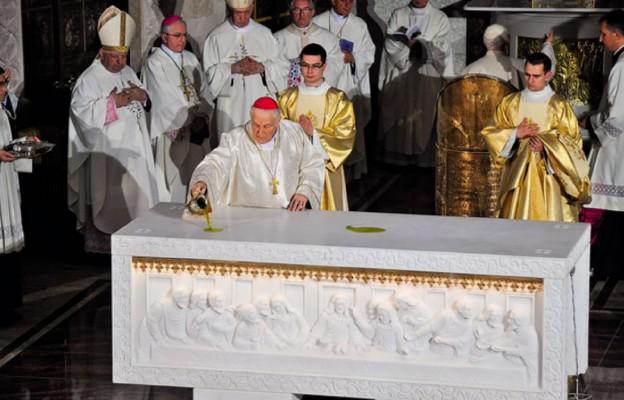 List papieża Franciszka ws. konsekracji świątyni w Toruniu