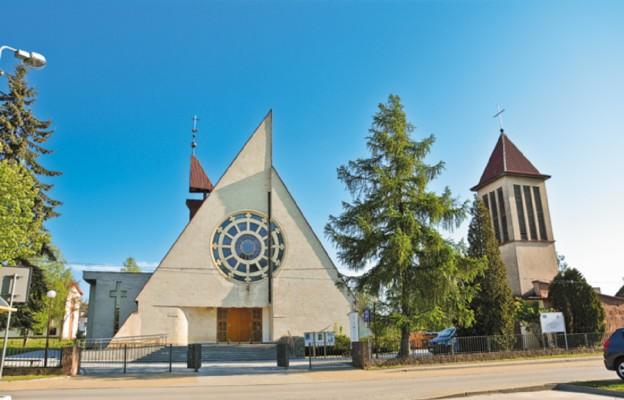 Jedyna taka parafia w diecezji