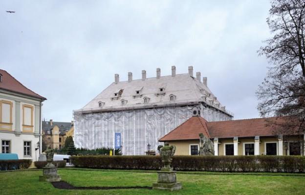 Budowa Biblioteki Archidiecezji Wrocławskiej