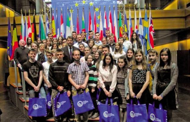 KSM z wizytą w Strasburgu
