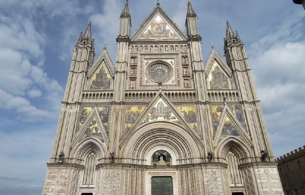 Orvieto, katedra pw. Najświętszej Maryi Panny