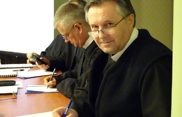 prof. Andrzej Wodka CSsR