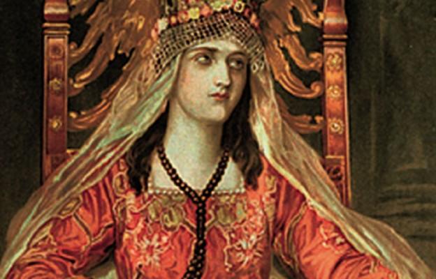 Królowa Miłosiernej Mądrości