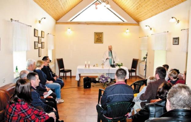 Eucharystię w intencji rolników celebrował kapelan Polskiego Związku Zawodowego Rolników ks. Józef Poskrobko