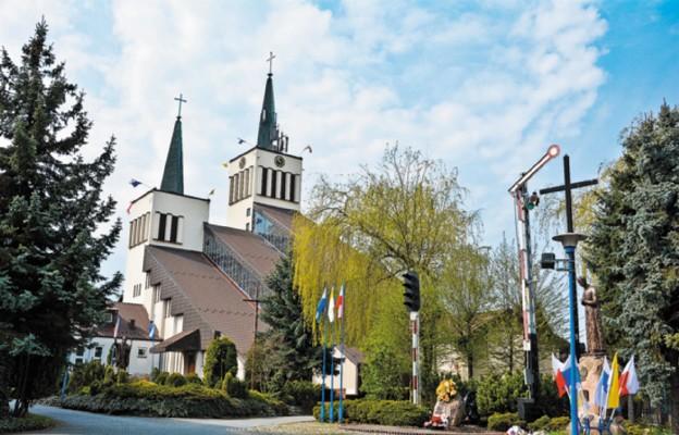 Kościół św. Brata Alberta w Sędziszowie