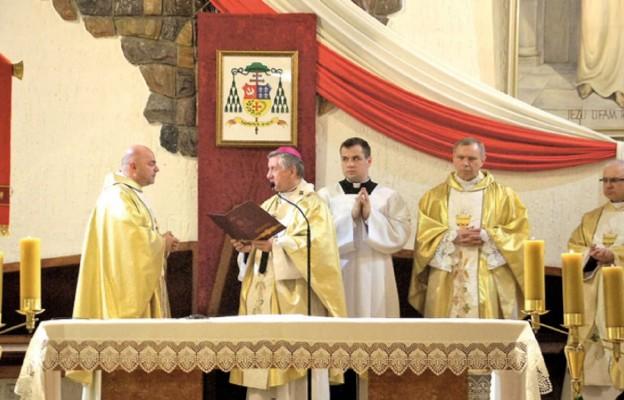 Konsekracja kościoła pw. św. Andrzeja Boboli w Szczecinie