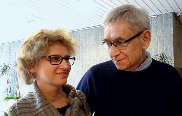 Katarzyna i Jacek Grzybowscy – absolwenci Studium Animatorów Małżeństw w Parafii