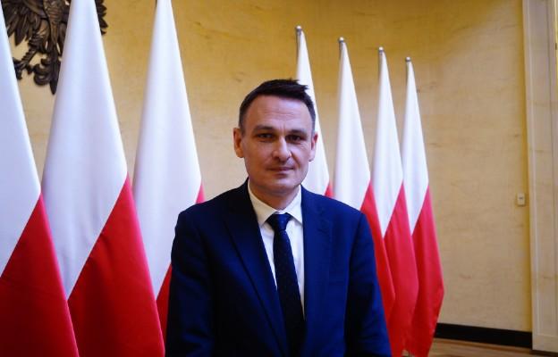 Min. Wojciech Kaczmarczyk