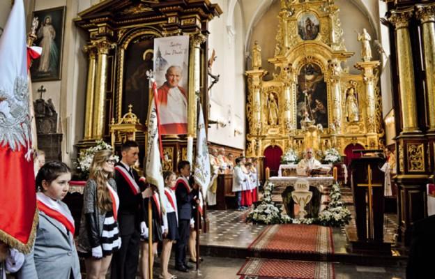 Drużyna Szkół Papieskich w Piotrkowicach