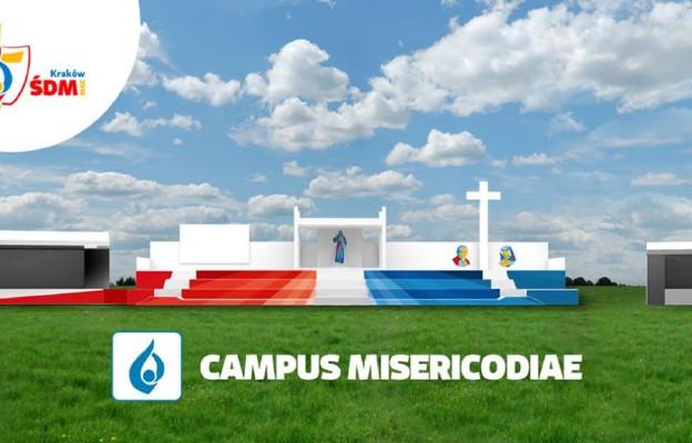 Ołtarz na Campus Misericodiae