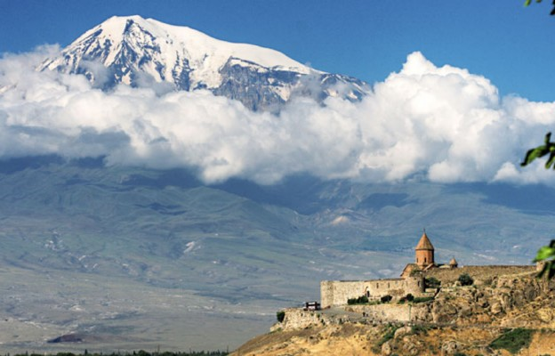Kościół u podnóża Araratu