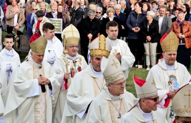 Srebrny jubileusz diecezji – dzień po dniu