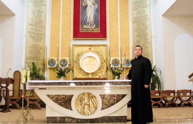 Ks. Wiesław Szewczuk zaprasza do wspólnej modlitwy