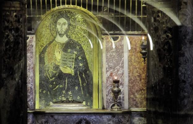 Nisza Paliuszy w Bazylice św. Piotra w Rzymie