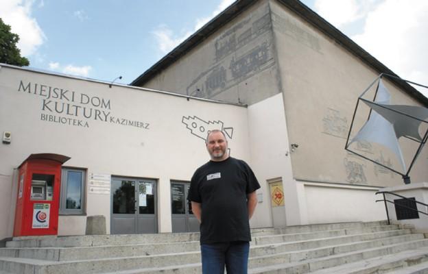 Od 2006 r. dyrektorem MDK w Sosnowcu-Kazimierzu Górniczym jest Rafał Rybak
