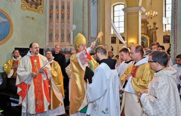 Uroczystości ku czci św. Antoniego w przeworskim kościele Ojców Bernardynów