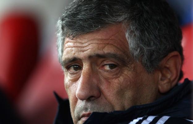 Fernando Santos, trener drużyny Portugalczyków