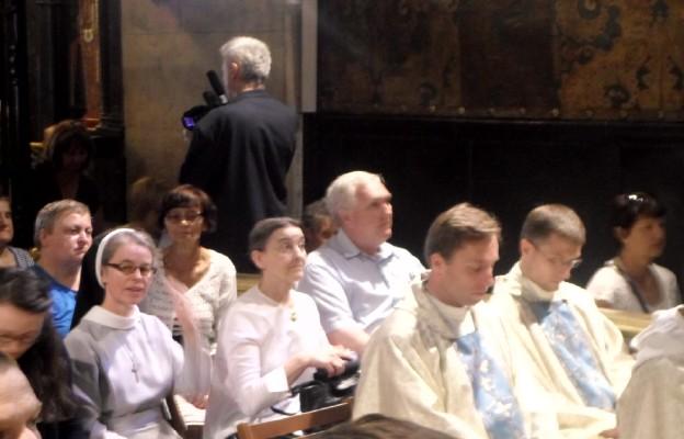 Msza św. w Kaplicy Cudownego Obrazu na Jasnej Górze