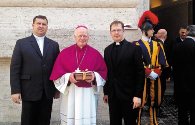 Paliusz znakiem jedności Kościoła