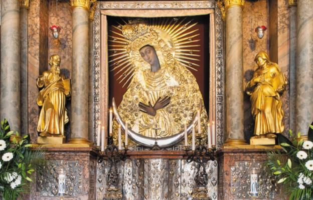 Panno Święta, co... w Ostrej świecisz Bramie