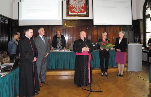 Proboszcz zasłużony dla Wałbrzycha