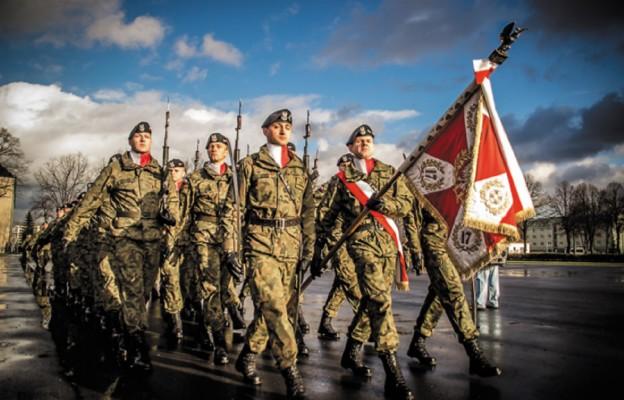 W tym roku mija 20 lat od utworzenia 17. Wielkopolskiej Brygady Zmechanizowanej