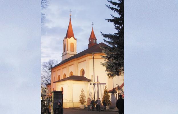 120-lecie konsekracji kościoła w Kaniowie