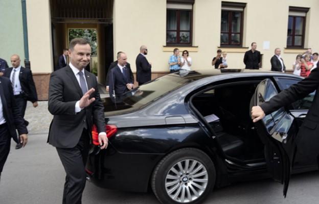 Dziś Polska chce zapewnić bezpieczeństwo wszystkim swoim obywatelom, niezależnie od tego, z jakiego domu pochodzą – mówi prezydent Andrzej Duda