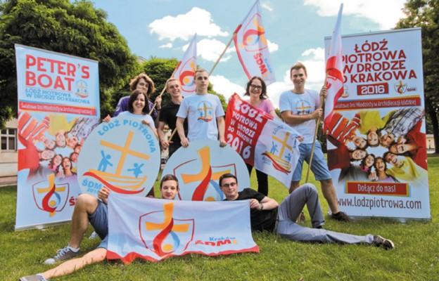 Wolontariusze Światowych Dni Młodzieży