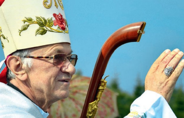 Papieskie kondolencje po śmierci abp. Zygmunta Zimowskiego