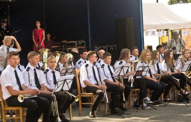 Orkiestra Dęta w Ożarowie ma 100 lat