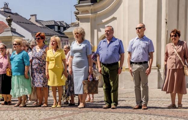 Dekanalne obchody 1050. rocznicy Chrztu Polski w Węgrowie