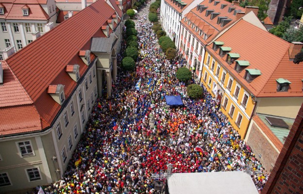 Cały świat zebrał się dziś na Ostrowie Tumskim we Wrocławiu!
