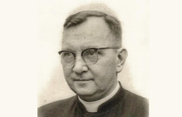Proboszcz z Powstania Warszawskiego