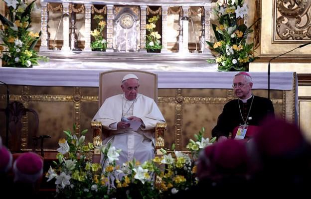 Co Papież powiedział polskim biskupom