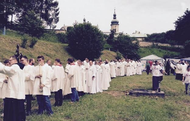 Światowe spotkanie młodzieży karmelitańskiej w Czernej