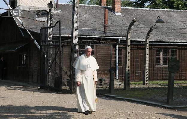 5. rocznica wizyty Franciszka w Auschwitz-Birkenau