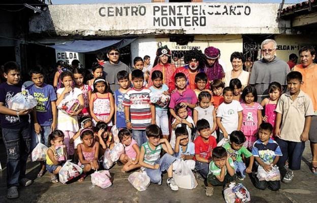 O misjach w Boliwii