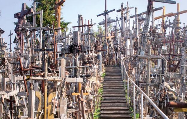 Góra Krzyży pod Szawlami