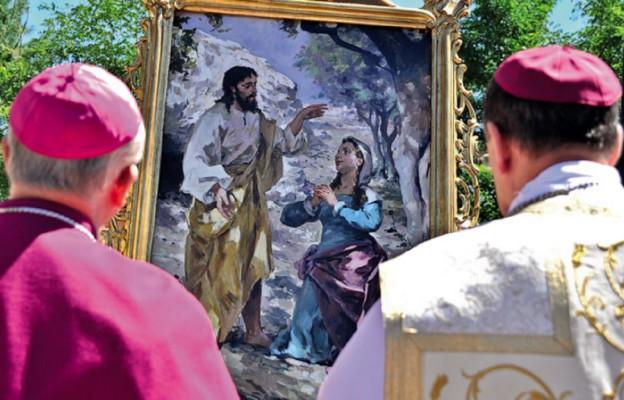 W nowym sanktuarium św. Marii Magdaleny